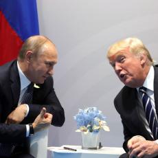 Tramp i Putin na starom poslu! GLAVNA TEMA:  Kako izbeći nuklearni rat?