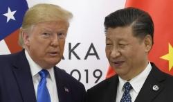 Tramp i Si nastavili prepirku o potencijalnom trgovinskom sporazumu