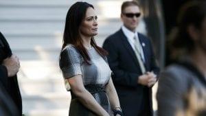 Tramp imenovao saradnicu svoje supruge za portparolku Bele kuće