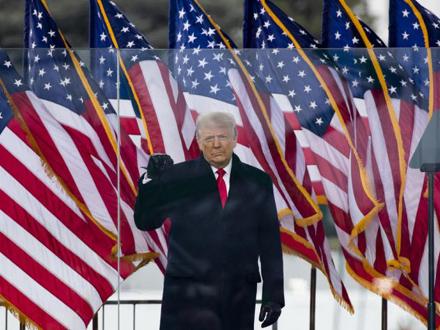 Tramp najavljuje novu kandidaturu za Belu kuću