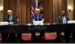 Tramp objavio veliko smanjenje američkih trupa u delinkventnoj Nemačkoj