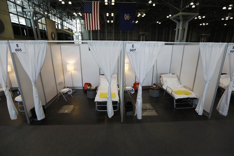 Stotine medicinskih sestara stižu u Njujork, radiće za 100 dolara na sat