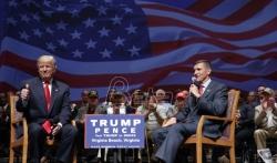 Tramp pomilovao svog bivšeg savetnika Majkla Flina (VIDEO)