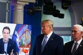 Tramp ponovo izazvao bes i zgražavanje