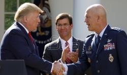 Tramp proglasio novu Svemirsku komandu Oružanih snaga ključnom za odbranu SAD