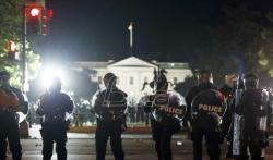 Tramp sklonjen u podzemni bunker zbog nasilnih protesta u Vašingtonu (VIDEO)