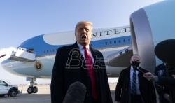 Tramp smatra da ne može da bude smenjen prema 25. amandmanu (VIDEO)