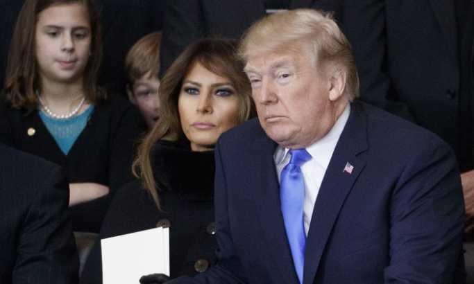 Tramp šokirao izjavom: Ko će sledeći otići iz bele kuće - Stiv Miler ili Melanija?