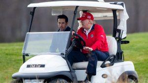 Trampov prelazak na život bez vlasti