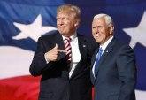 Trampova desna ruka ne dolazi da se oprosti sa njim