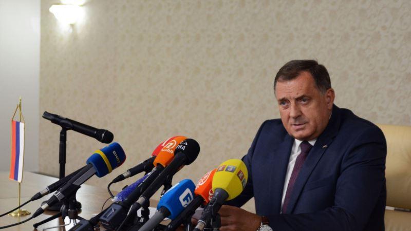 Transparency: Dodik na predizborne skupove odlazi helikopterom Vlade RS