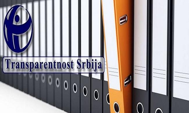 """Transparentnost Srbija: """"Koruptivni rizici u zakonima – Srbija 2020"""""""