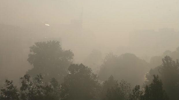 Transport peska sa istoka doprineo zagađenosti vazduha