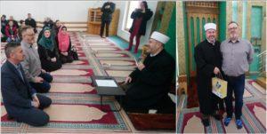 Travnik: Državljanin Republike Irske prihvatio islam u džamiji na Kalibunaru