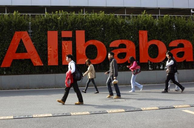 Tražnja akcije Alibabe na Hongkonškoj berzi dostigla 12,9 milijardi dolara
