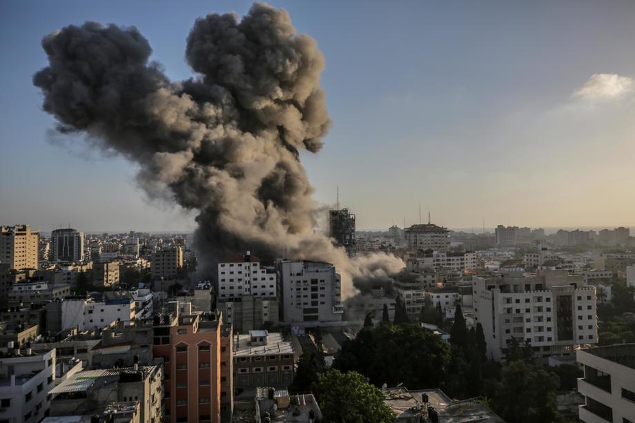 Treća sednica SBUN zbog sukoba Izraela i Palestine