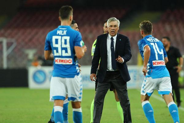 Treća sreća, Napoli dovodi mladog igrača Mančester sitija?