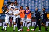 Treća vezana pobeda Fiorentine, Srbi bez učinka