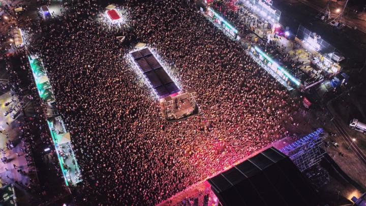 Treće veče Beer Festa: Na koncertu Van Gogha 120.000 ljudi (FOTO)