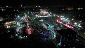 Treće veče Beer Festa: Na koncertu Van Gogha 120.000 ljudi
