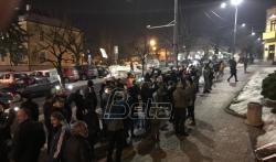 Treći gradjanski protest u subotu u Gornjem Milanovcu