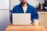 Trećina ljudi na poslovnim sastancima u pidžami