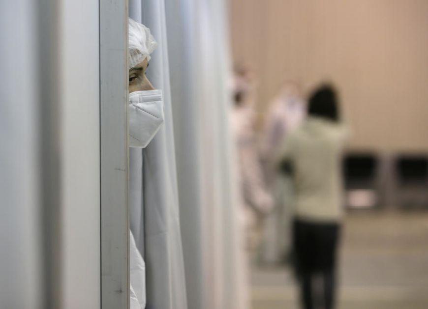 Trećina napada na medicinare prošle godine u vezi je kovidom