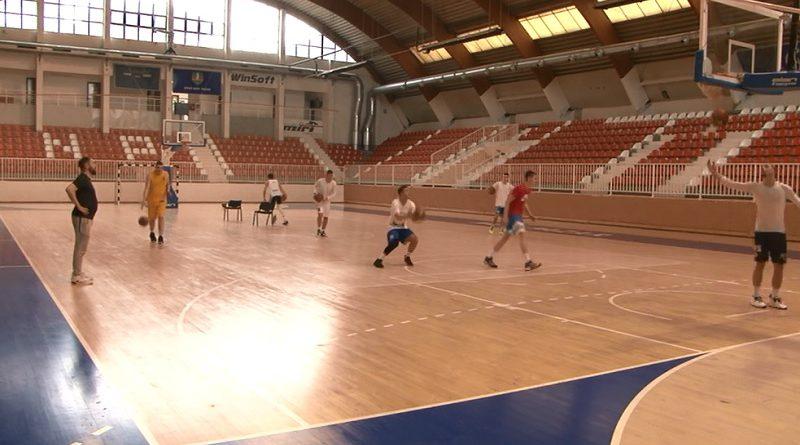 Trener Darko Kostić ostaje u Novom Pazaru, mlađi košarkaši već u pogonu