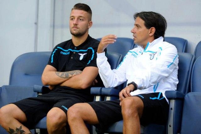 Trener Lacija progovorio o Sergejevom transferu