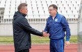 Trener Mladosti odbio da prokomentariše Lalatovićevu izjavu