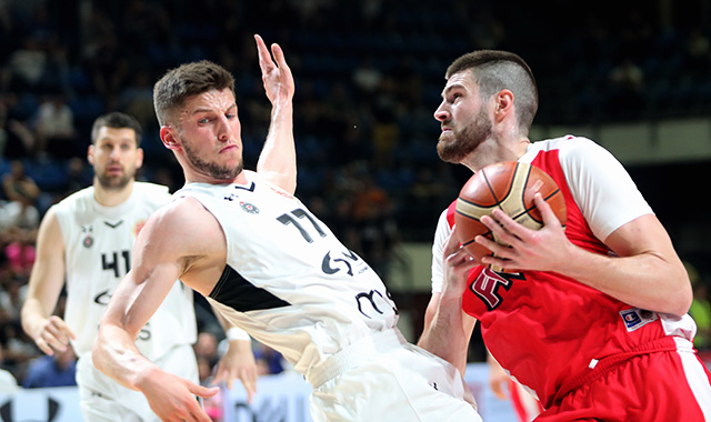 Trenirao sa Lukom Dončićem, pa se vratio u Partizan: Ovo je nešto posebno, prelepo za mene... (video)