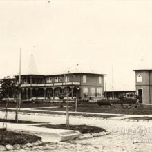 Trg u Radnickoj koloniji, posle 1930.