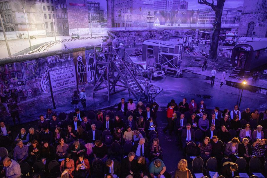 Tri decenije od pada Berlinskog zida