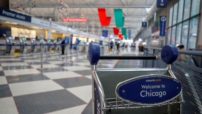 Tri mjeseca živio na aerodromu u Čikagu zbog straha od korone