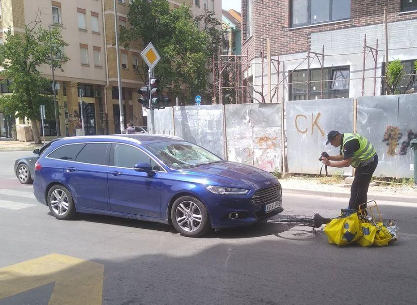 Tri osobe lakše povređene u saobraćajnim nezgodama