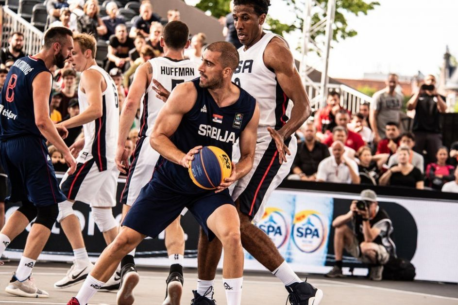 Tri tima iz Srbije na basket turniru u Los Anđelesu