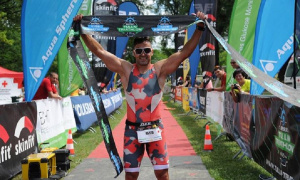 Triatlon: Gajo Burić osvojio Evropski kup (VIDEO)