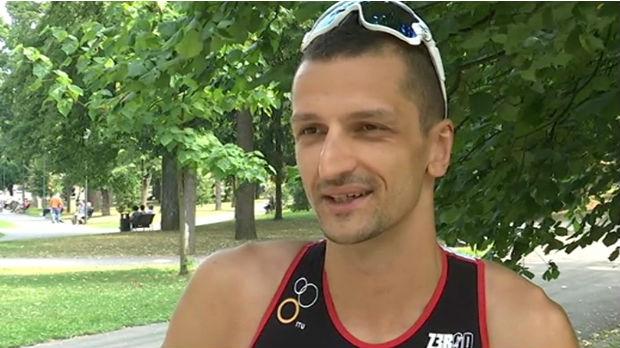Triatlonac iz Vrnjačke banje sam trenirao i osvojio sedam zlatnih medalja