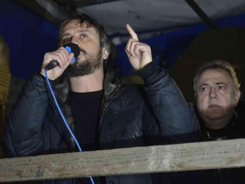 Trifunović: Narod se oslobodio straha, nema razgovora sa Čedom, Sergej nanosi štetu