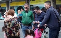 Trifunović (PSG): PSG i dalje prikuplja potpise i razgovara s građanima