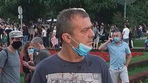 Trifunović: Podlegao sam slatkorečivosti lidera SZS