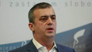 Trifunović: Štrajk glađu Obradovića pokušaj vraćanja dostojanstva parlamentu
