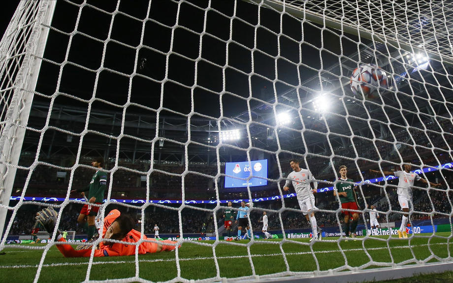 Gol Tadića u remiju Ajaksa, Real izvukao bod, trijumf Bajerna u Moskvi