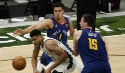 Tripl dabl Jokića u pobedi Denvera, povratak Bogdanovića posle povrede