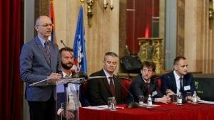 Trivan: Podržaćemo Beograd da dobije titulu Zelene prestonice