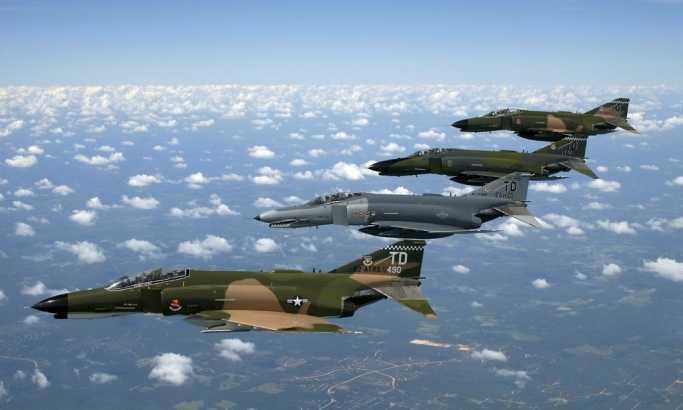 Trka u naoružanju širom sveta (4): Jahač kontroliše nebo