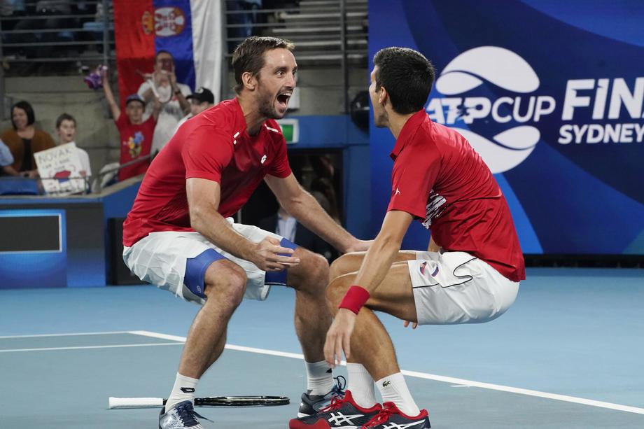 Troicki: Novak je psihički najjači i to pravi razliku