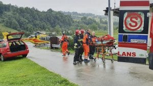 Troje turista poginulo, desetine povređene u oluji u Poljskoj i Slovačkoj