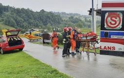 Pet ljudi poginulo, preko 80 povređeno u oluji i udaru groma u Poljskoj i Slovačkoj