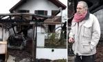 Trojka zapalila kuću novinara